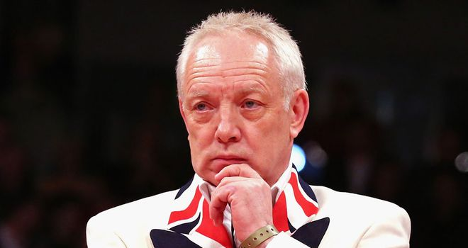 Frank Maloney: Has retired as manager and promoter