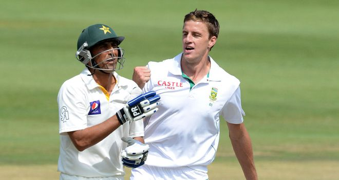 Morne Morkel: Out of final Test with Pakistan