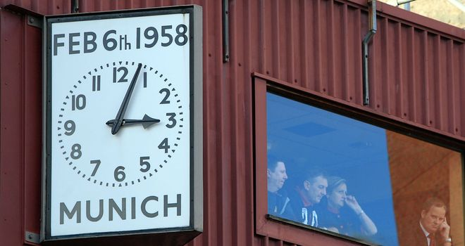 Wednesday marks the 55th anniversary of the Munich air disaster