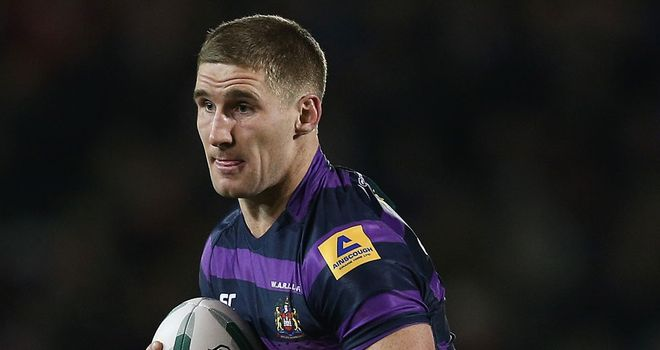 Sam Tomkins: Salford bid was real