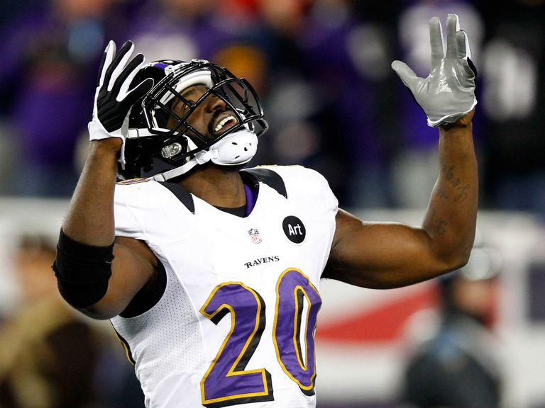 Ed Reed: Former Ravens safety links up with the New York Jets