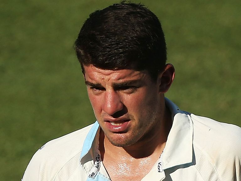 Moises Henriques: Impressed on his Australia debut