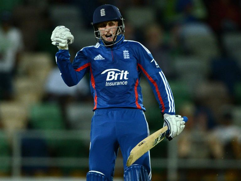 Joe Root: Can continue impressive start to England career