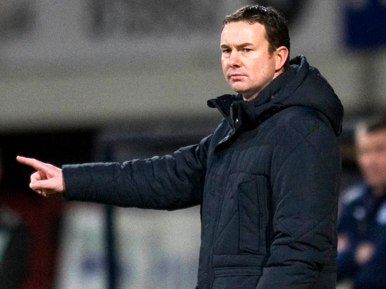 Derek Adams: Ross County boss ignoring Aberdeen speculation