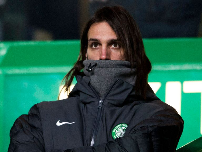 Georgios Samaras: 'We'll enjoy our game'