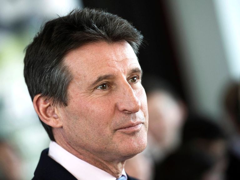 Sebastian Coe: Will help with the Tokyo games in 2020