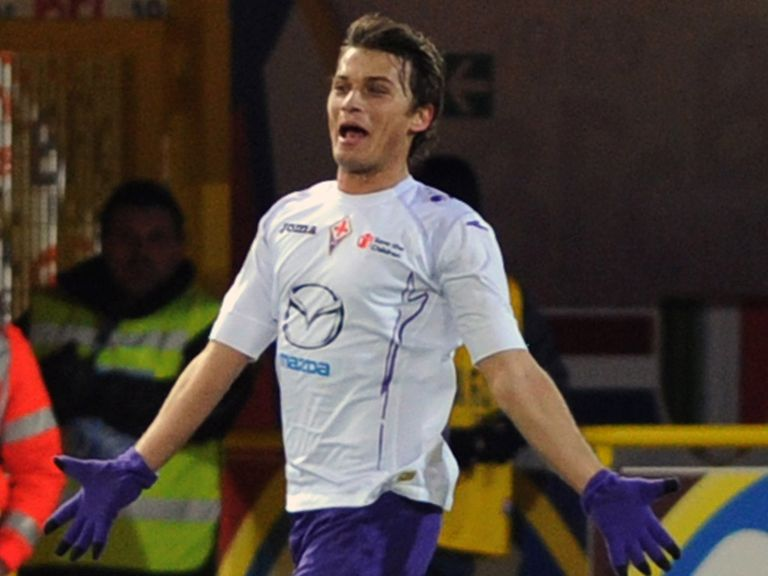 Adem Ljajic: Linked with move away from Fiorentina