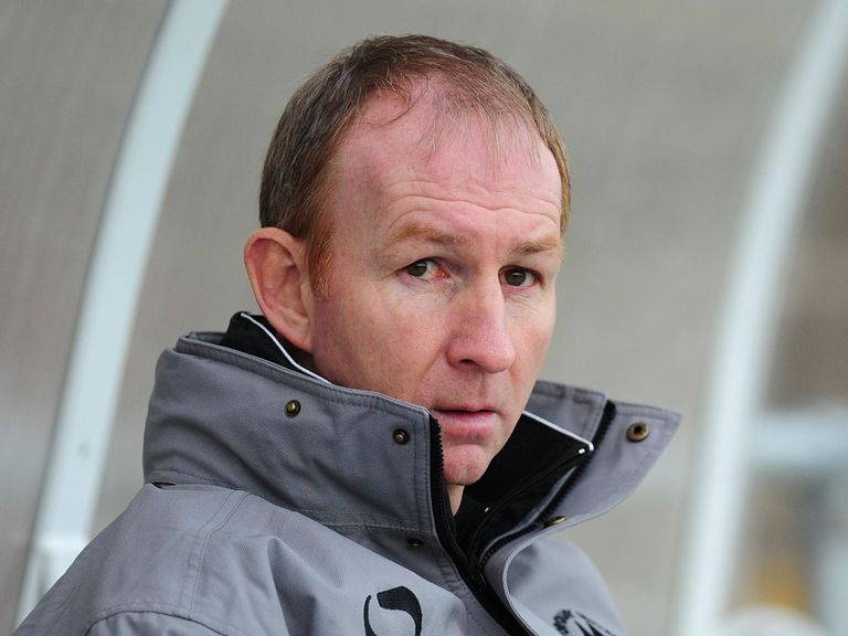 Alan Knill lost his first game in charge of Torquay