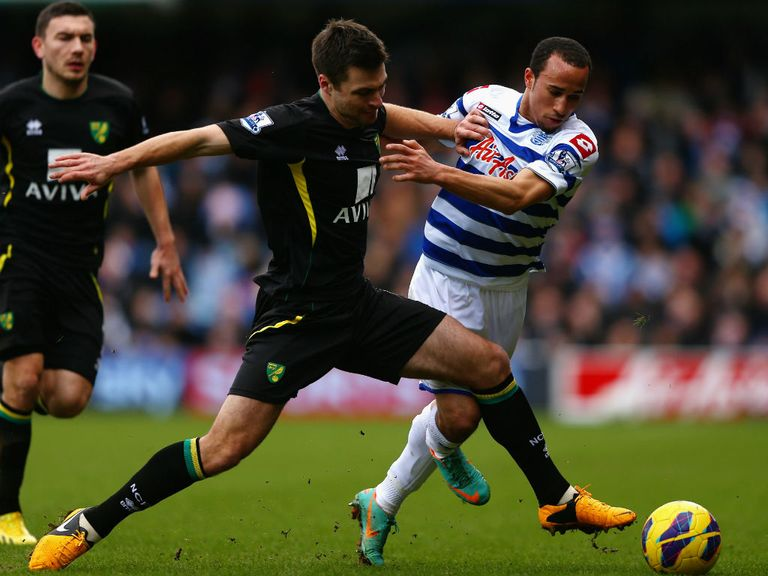 Townsend is determined to prove his worth during loan spell at Loftus Road