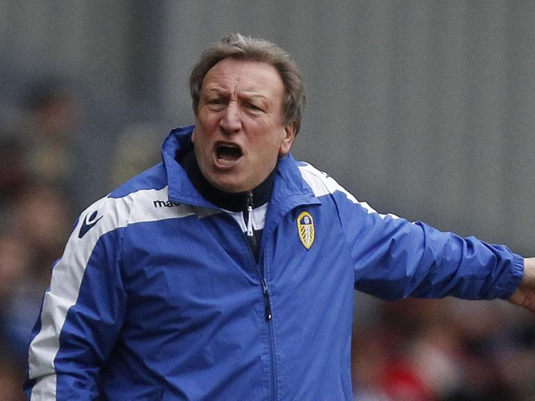 Neil Warnock: Disappointed Leeds didn't win