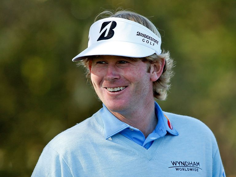 Snedeker: Fourth in the rankings after Pebble Beach triumph