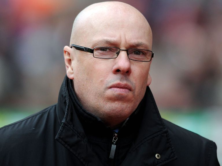 Brian McDermott: Backed for Reading exit