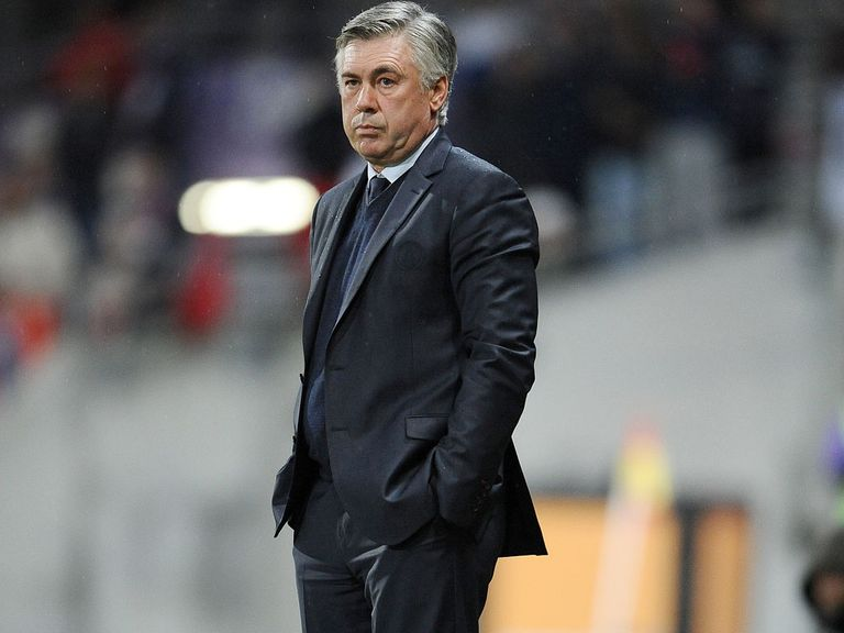 Carlo Ancelotti's side could go six points clear on Friday