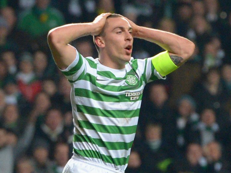 Scott Brown: Injury concern for Celtic