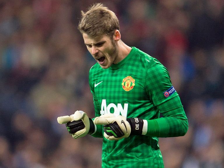 David de Gea: Surprised Sir Alex Ferguson left