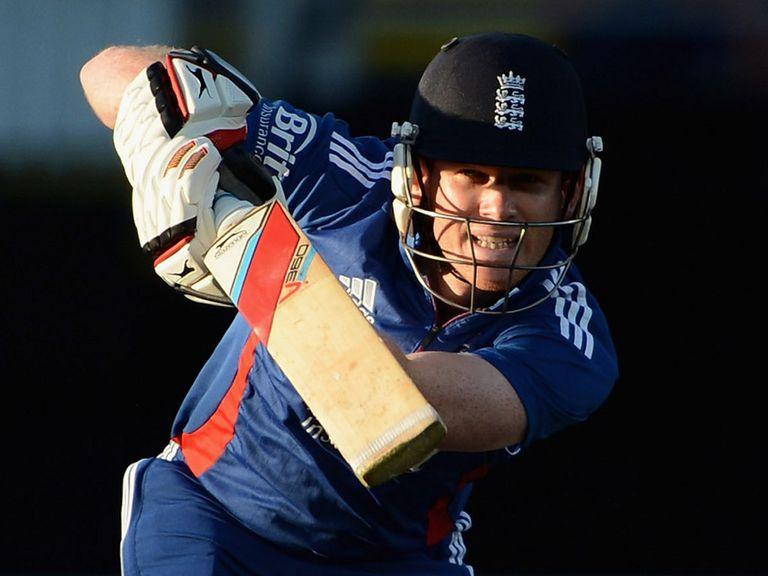 Eoin Morgan: England batsman an injury concern with back problem