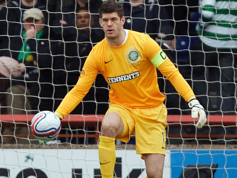 Fraser Forster: Wanted by Benfica