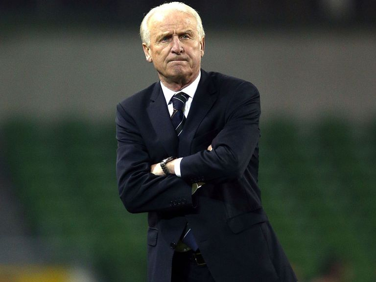 Giovanni Trapattoni: Wary of Sweden result importance