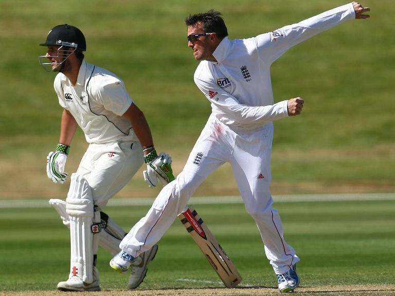 Graeme Swann: Among the wickets