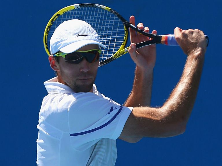 Ivo Karlovic: Dumped out the seventh seed