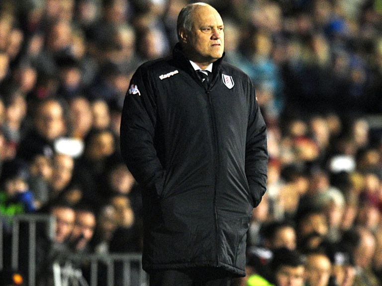 Jol says team spirit will help Fulham beat the drop