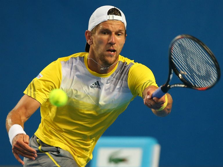 Jurgen Melzer: Shoulder injury