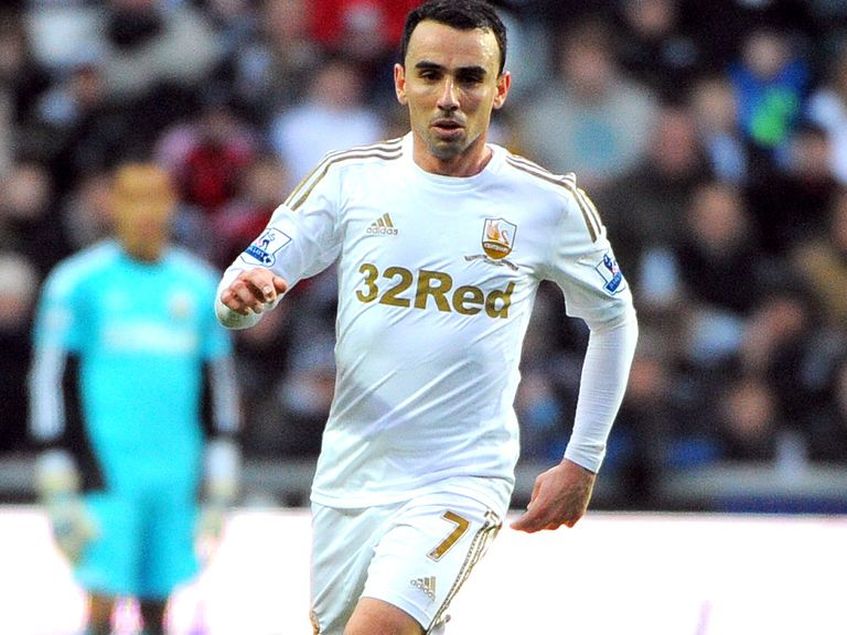 Leon Britton: Played in all four divisions with Swansea
