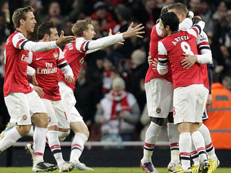 Arsenal: Backed for a narrow win over Blackburn