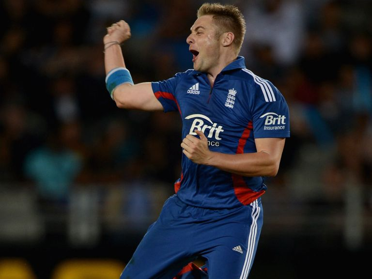 Luke Wright: Wants to regain place in England ODI side