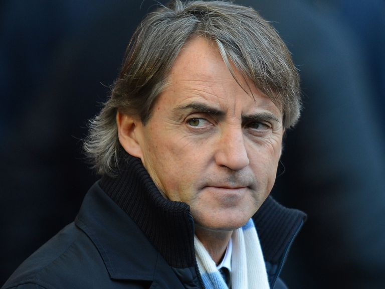 Mancini: Position of strength