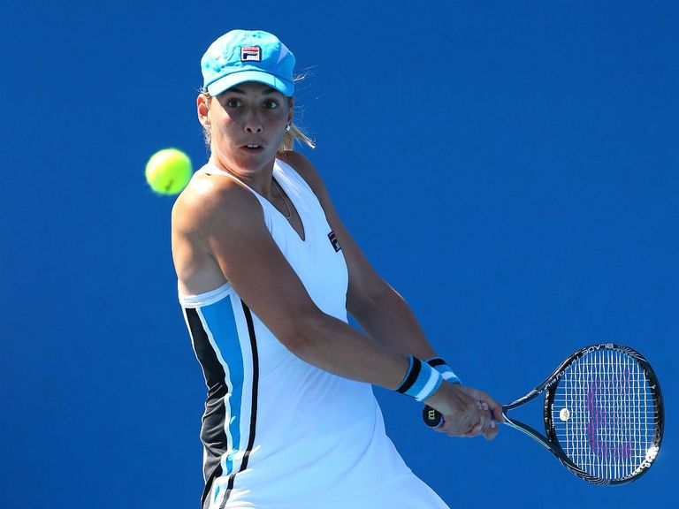 Marina Erakovic: Victory in Miami