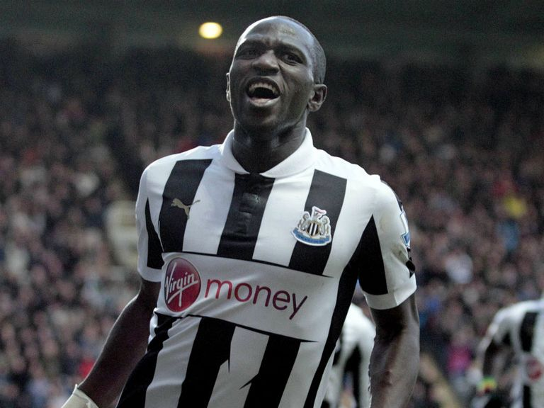 Sissoko: Arrived at Newcastle in January