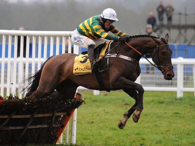 My Tent Or Yours won last year's Betfair Hurdle