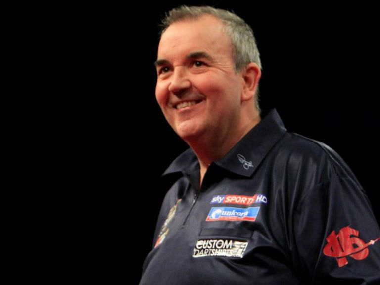 Phil Taylor: Unbeaten in Premier League this season