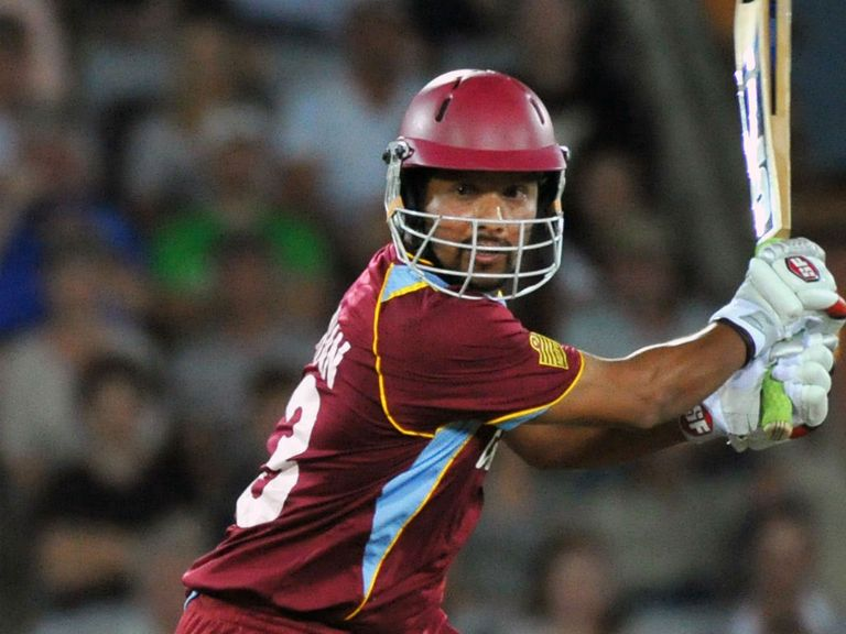 Ramnaresh Sarwan: Star man for West Indies