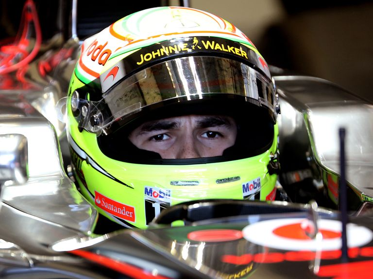 Sergio Perez: 'It's a very complete car'