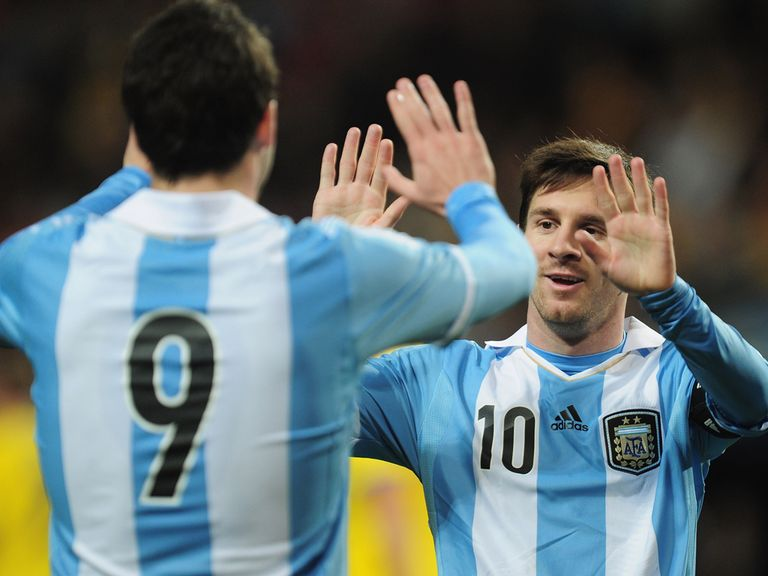 Lionel Messi: Prepares for Bolivia test