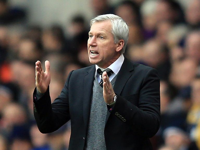 Pardew: Not expecting extra cash from Ashley's windfall