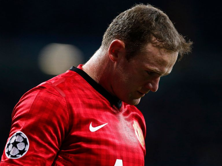 Wayne Rooney: Real kick in the teeth