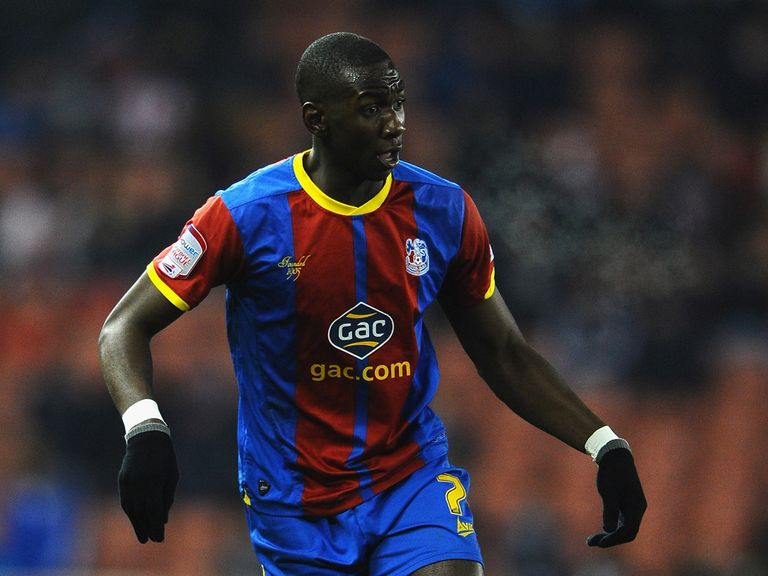 Yannick Bolasie: Flying at Palace