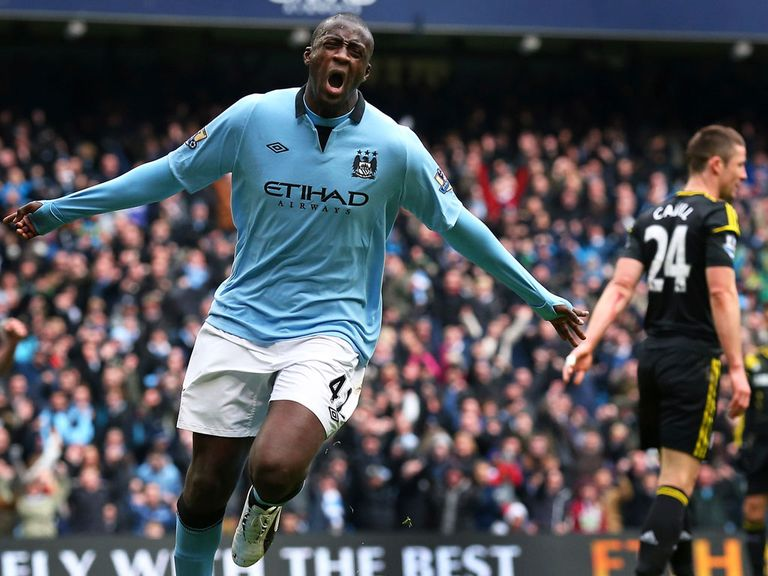 Yaya Toure: Agent claims he is likely to leave Manchester City