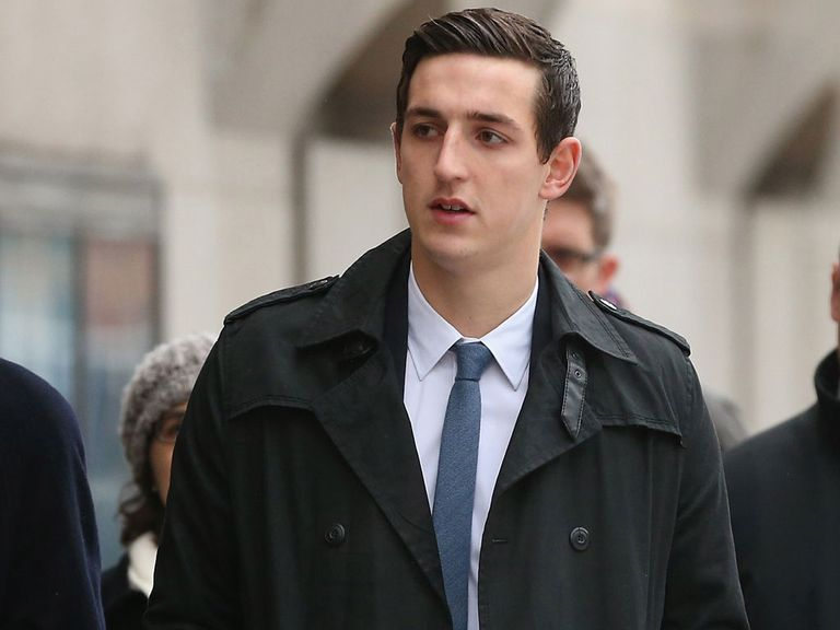 Lewis Dunk: Found not guilty of voyeurism