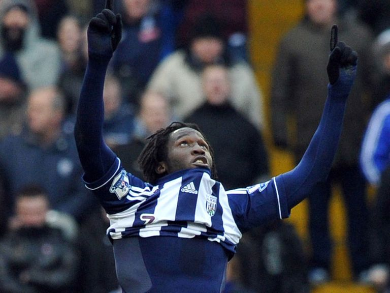Romelu Lukaku: Desperate to help West Brom qualify for Europe