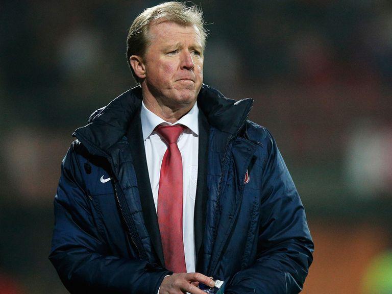 McClaren: Derby job