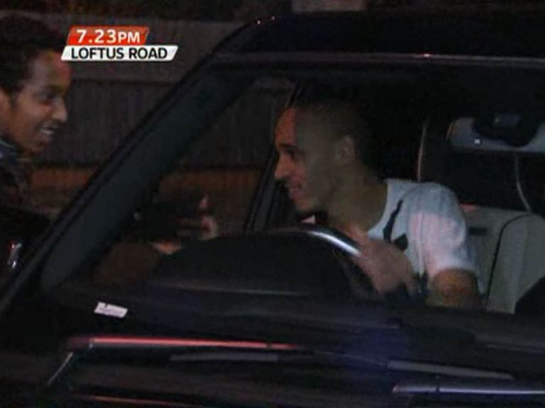 Peter Odemwingie: Actions defended by Redknapp