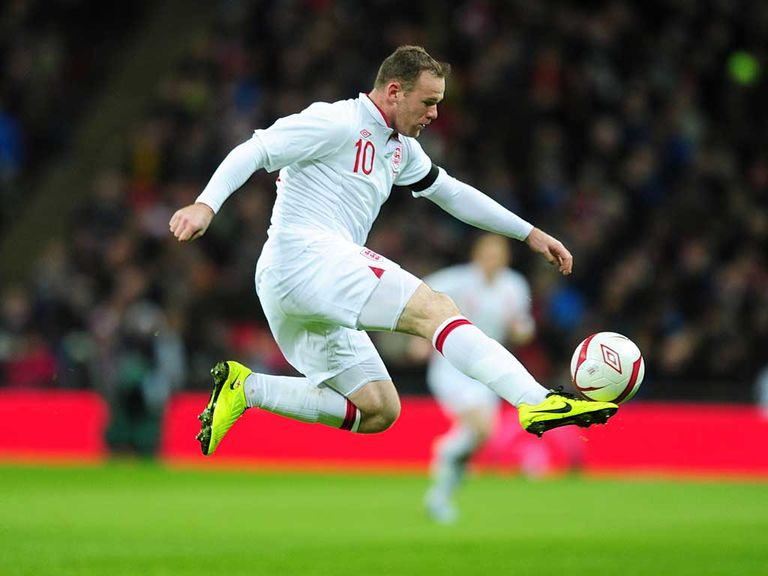 Rooney: Says games v San Marino and Montenegro are more important