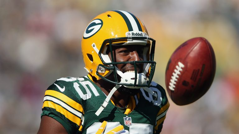 Greg Jennings: switching teams in the NFC North
