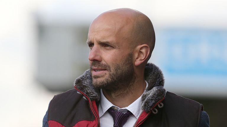 Paul Tisdale: Signs Doug Bergqvist on a free transfer