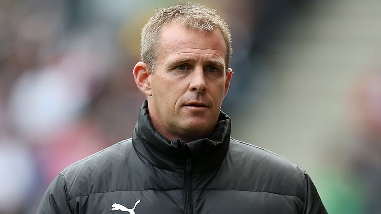 Gary Smith: Sacked as Stevenage manager