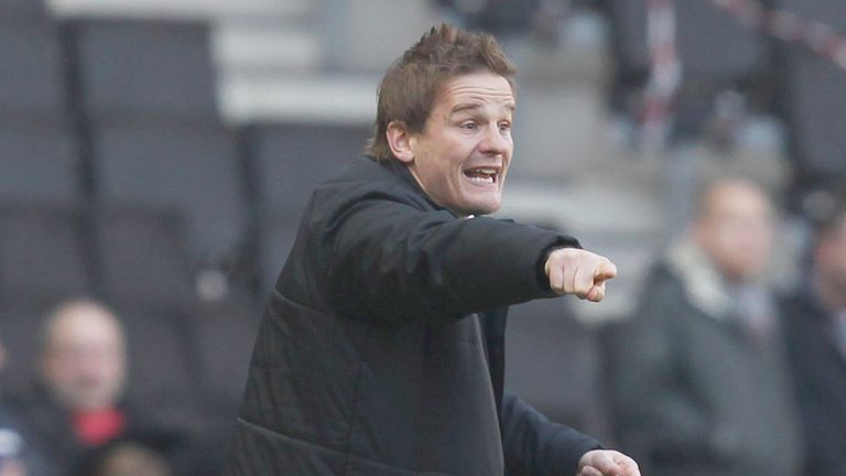 Neal Ardley: Not happy with their performance